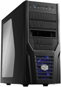 Cooler Master elite 431 Plus with side panel window (RC-431P-KWN2)
