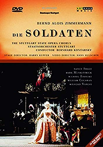 Bernd Alois Zimmermann - Die Soldaten -- via Amazon Partnerprogramm