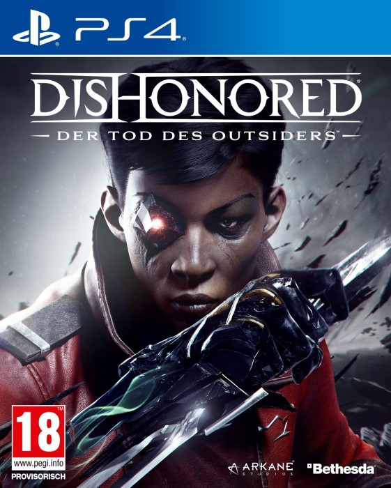 Dishonored: The Death of the Outsider (PS4)