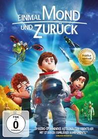 Einmal Mond und zurück (DVD)