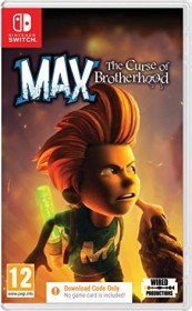 Max: The Curse of Brotherhood (Switch)