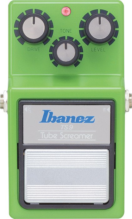 Ibanez TS9 Tube-Screamer Effect pedal