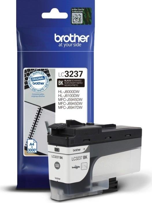 Brother ink LC3237BK black