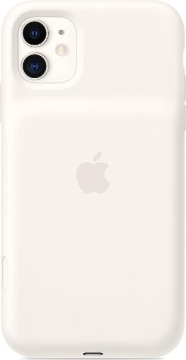 Apple Smart Battery Case für iPhone 11 weiß (MWVJ2ZM/A)
