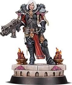 Games Workshop Warhammer 40.000 - Adepta Sororitas - Sister Superior Amalia Novena (99120108020)