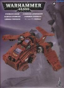 Games Workshop Warhammer 40.000 - Space Marines - Stormraven-Landungsschiff (99120101088)