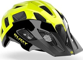 Rudy Project Crossway Helm black/yellow fluo (HL760021)
