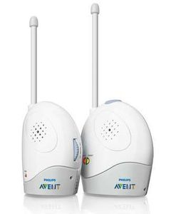 Philips Avent SCD470 baby monitor Analog