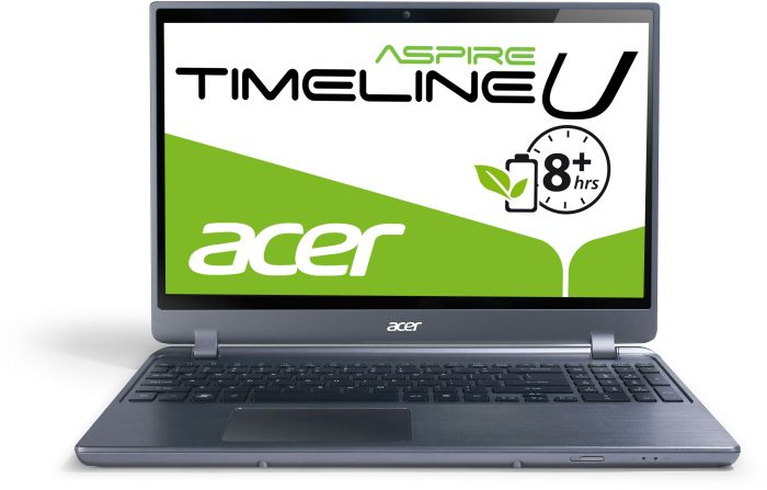 Acer Aspire TimelineU M5-581T-53316G52Mass, Windows 8, UK (NX.M2HEK.006)