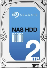 Seagate NAS HDD 2TB, SATA 6Gb/s (ST2000VN000)