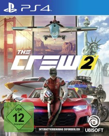 The Crew 2 - Season Pass (Download) (Add-on) (DE) (PS4)
