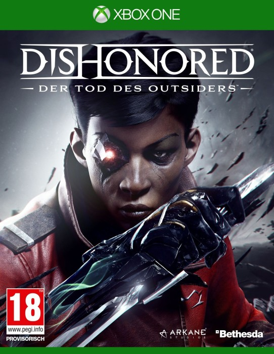 Dishonored: The Death of the Outsider (Xbox One)