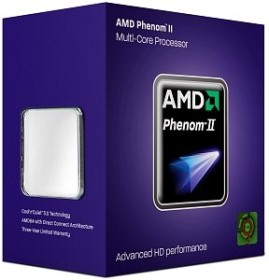 AMD Phenom II X6 1045T, 6x 2.70GHz, boxed (HDT45TWFGRBOX)
