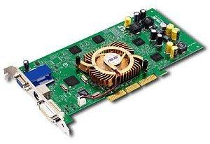ASUS AGP-V9480 TVD, GeForce4 4400 8X [4800SE], 128MB DDR, DVI, ViVo, AGP