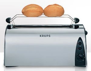Krups F160 long slot toaster