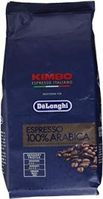 DeLonghi Kimbo Arabica Kaffeebohnen, 1.00kg