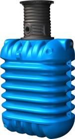 4rain Modularis rainwater tank modular 10000l (4x 2500l) (295025)