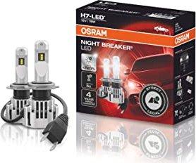Osram Night Breaker H7-LED 55W, 2er-Pack Box (64210DWNB)
