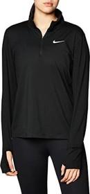 Nike NK Element 1/2 Zip Laufshirt langarm schwarz (Damen) (CU3220-010)
