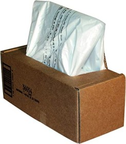 Fellowes waste bag 98l, 50 pieces (36054)