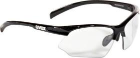 UVEX sportstyle 802 vario schwarz/smoke