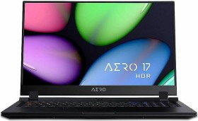 Gigabyte Aero 17 SB-7UK1130SH, Core i7-10750H, 16GB RAM, 512GB SSD, UK
