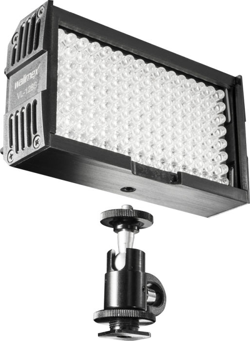 Walimex pro LED video light with 128 LED (17576)