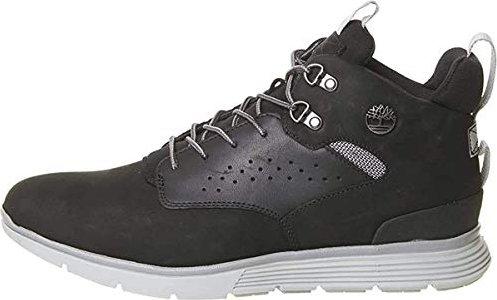 45860d8ed7e041 Timberland Killington Hiker Chukka black nubuck (Herren) (A1GBI001)