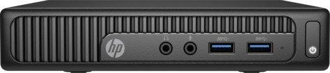 HP 260 G2 DM, Core i3-6100U, 8GB RAM, 1TB HDD, Windows 10 Pro, UK (2KM05EA#ABU)