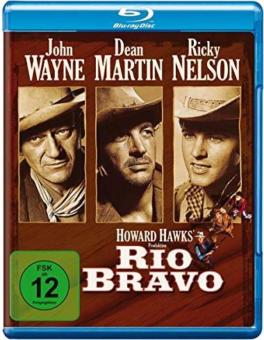 Rio Bravo (Blu-ray) -- via Amazon Partnerprogramm