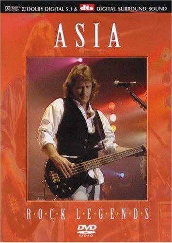Asia - Rock Legends -- via Amazon Partnerprogramm