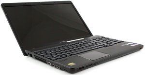 Sony Vaio VPC-EB4X0E/BQ black, UK -- © notebookcheck.com
