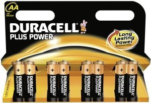 Duracell Plus Mignon AA, 8er-Pack (MN1500B8)