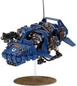 Games Workshop Warhammer 40.000 - Space Marines - Land Speeder Storm (99120101075)