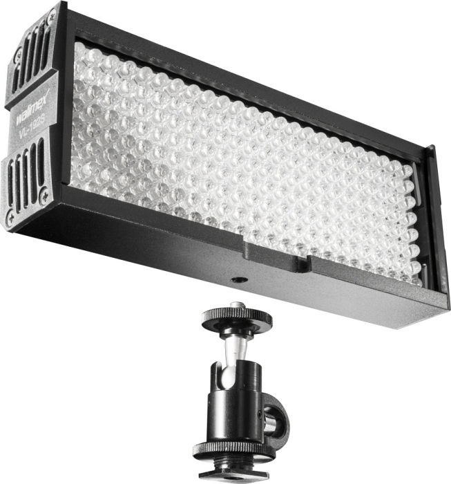 Walimex pro LED video light with 192 LED (17577)
