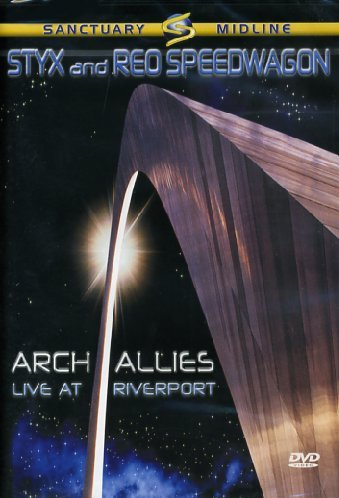 Styx and REO Speedwagon - Arch Allies -- via Amazon Partnerprogramm