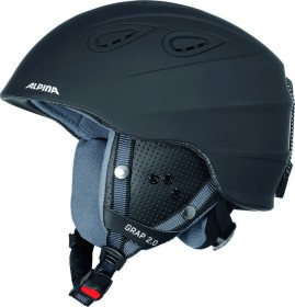 Alpina Grap 2.0 Helm schwarz matt (A9085.X.33)