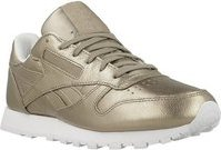 ab8d59d339bf Reebok Classic Leather Melted Metals pearl met grey gold white (ladies) (