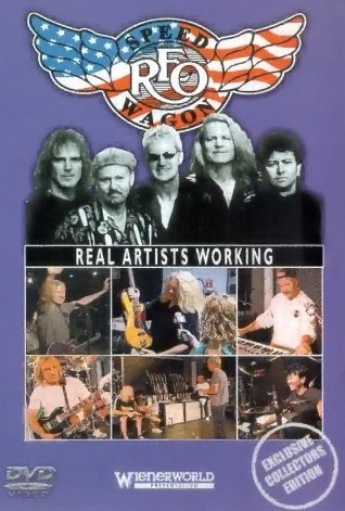 REO Speedwagon - RAW Real Artists Working -- przez Amazon Partnerprogramm