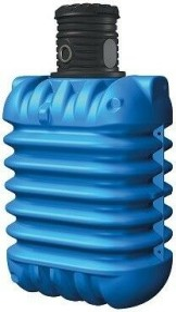 4rain Modularis rainwater tank modular 7500l (3x 2500l) (295024)