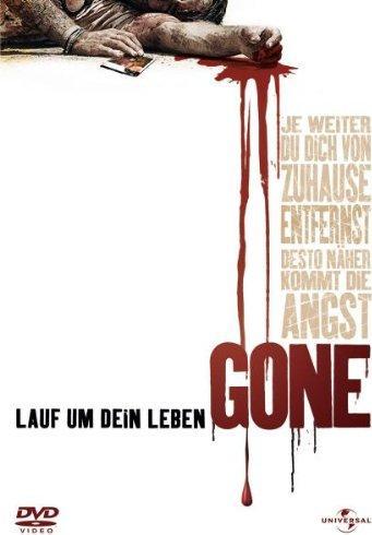 Gone - Lauf um dein Leben -- via Amazon Partnerprogramm
