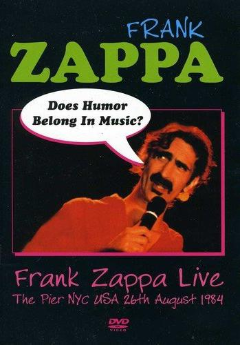 Frank Zappa - Does Humor Belong In Music? -- via Amazon Partnerprogramm