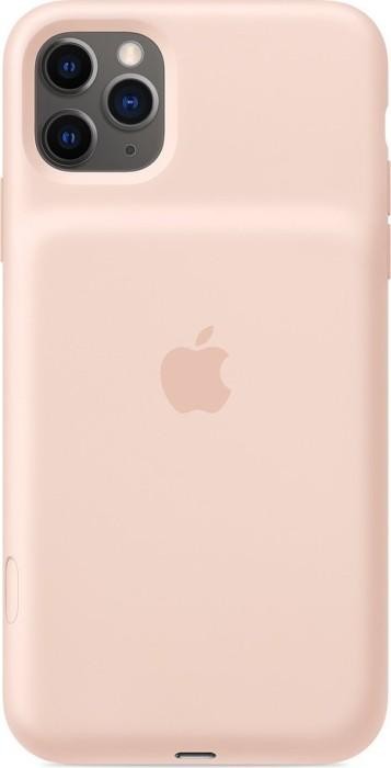 Apple Smart Battery Case für iPhone 11 Pro Max sandrosa (MWVR2ZM/A)