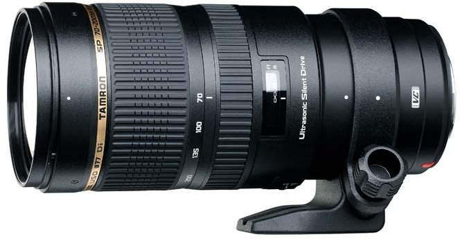 Tamron lens SP AF 70-200mm 2.8 Di VC USD for Nikon (A009N)