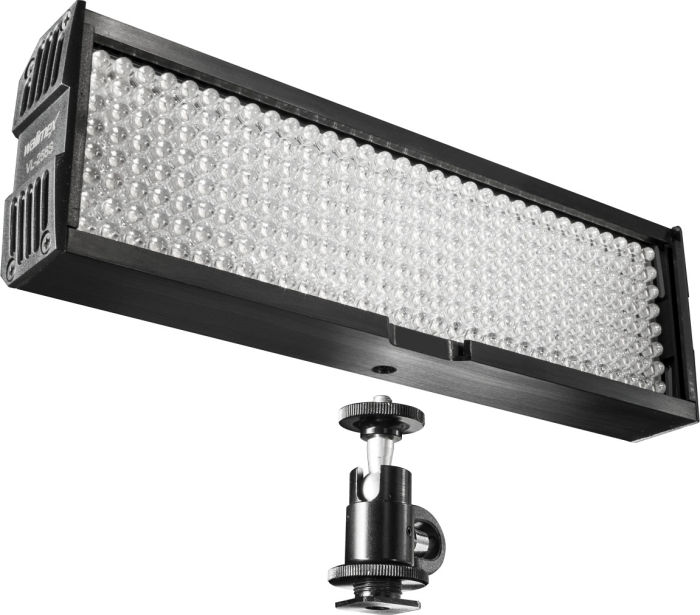 Walimex pro LED video light with 256 LED (17606)