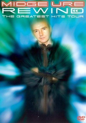 Midge Ure - Rewind: The Greatest Hits Tour -- via Amazon Partnerprogramm