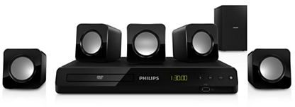 Philips HTS2511 black (HTS2511/12)