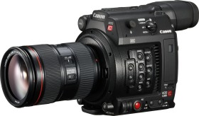 Canon EOS C200 mit Objektiv EF 24-105mm 4.0 L IS II USM (2244C003)