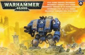 Games Workshop Warhammer 40.000 - Space Marines - Venerable Dreadnought (99120101083)