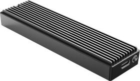 Orico M.2 SSD Enclosure, USB-C 3.1 (M2PV-C3-BK)